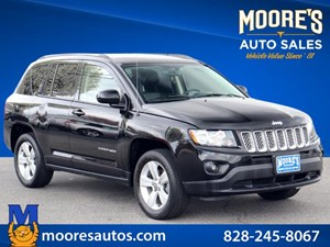 2016 Jeep Compass Latitude for sale by dealer