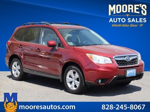 2014 Subaru Forester 2.5i Limited for sale by dealer