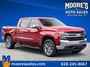 2021 Chevrolet Silverado 1500 LT for sale by dealer