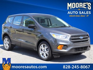 2017 Ford Escape S for sale by dealer