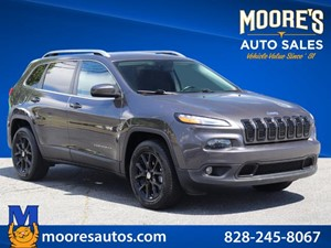 2016 Jeep Cherokee Latitude for sale by dealer