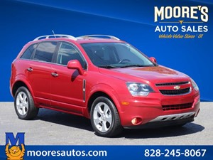 Picture of a 2015 Chevrolet Captiva Sport LT