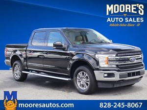 Picture of a 2018 Ford F-150 Lariat