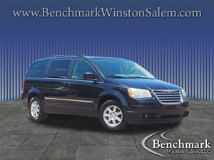Picture of a 2010 Chrysler Town & Country Touring