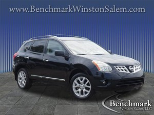 Picture of a 2012 Nissan Rogue SV w/SL Package