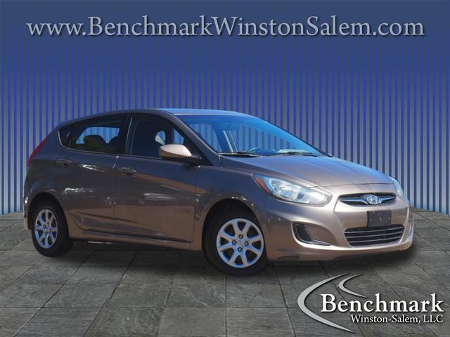 Hyundai Accent GS in Winston Salem