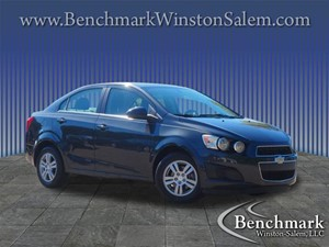 Picture of a 2015 Chevrolet Sonic LT Auto