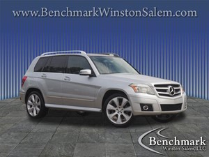 Picture of a 2010 Mercedes-Benz GLK GLK 350 4MATIC