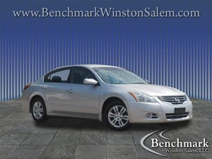 Picture of a 2012 Nissan Altima 2.5 S