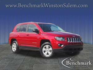 2014 Jeep Compass Latitude Sport Utility 4D for sale by dealer