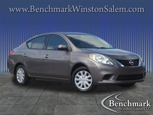 Picture of a 2014 Nissan Versa 1.6 S