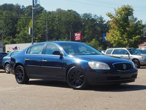 Picture of a 2006 Buick Lucerne CXL V6