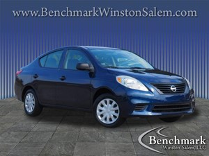 Picture of a 2014 Nissan Versa 1.6 S 4dr Sedan 4A