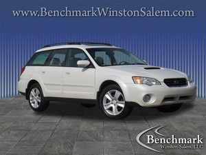 Picture of a 2006 Subaru Outback 2.5 XT Limited