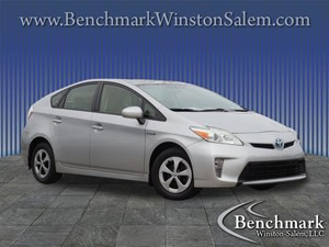 Picture of a 2012 Toyota Prius Two Hatchback 4D