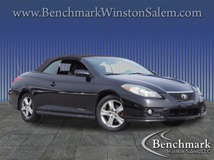 Picture of a 2007 Toyota Camry Solara SLE Coupe 2D