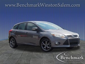 Picture of a 2014 Ford Focus SE
