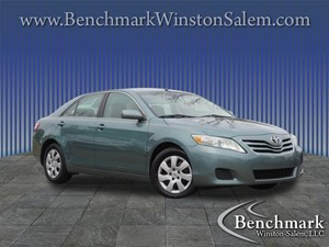 Picture of a 2010 Toyota Camry LE Sedan 4D