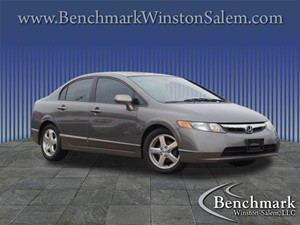 Picture of a 2008 Honda Civic EX 4dr Sedan 5A