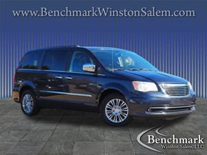 Picture of a 2013 Chrysler Town & Country Touring-L