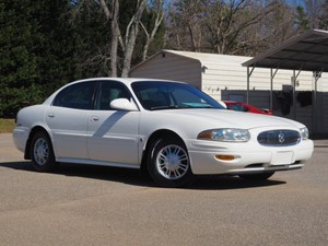 Picture of a 2002 Buick LeSabre Custom