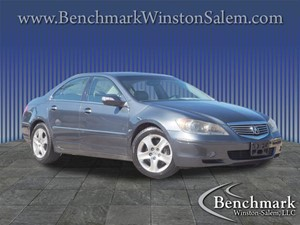 Picture of a 2007 Acura RL 3.5 Sedan 4D