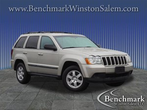 2009 Jeep Grand Cherokee Laredo for sale by dealer