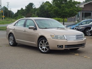 Picture of a 2007 Lincoln MKZ Base