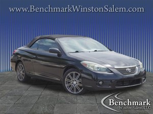 2007 Toyota Camry Solara SE Convertible 2D for sale by dealer