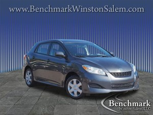Picture of a 2009 Toyota Matrix Base