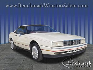 1989 Cadillac Allante Base for sale by dealer