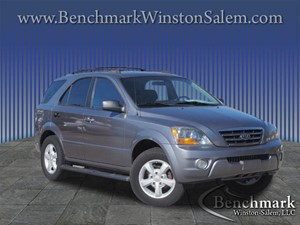 Picture of a 2007 Kia Sorento EX