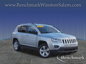 Picture of a 2013 Jeep Compass Sport