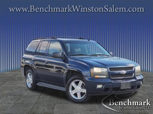 Picture of a 2008 Chevrolet TrailBlazer LT1