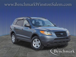 Picture of a 2009 Hyundai Santa Fe GLS