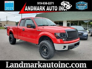 2010 FORD F150 XLT EXTENDED CAB SB 4WD Smithfield NC