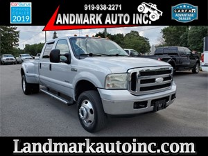 2007 FORD F350 SUPER DUTY LARIAT CREW CAB LB DRW 4WD for sale by dealer