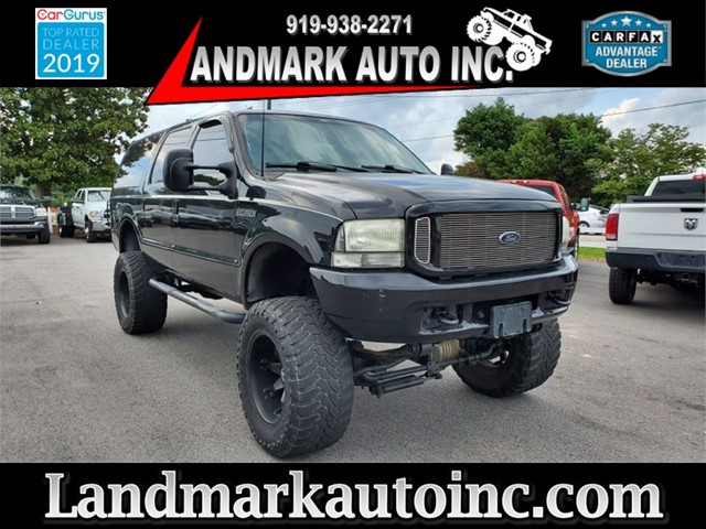 FORD EXCURSION LIMITED in Smithfield