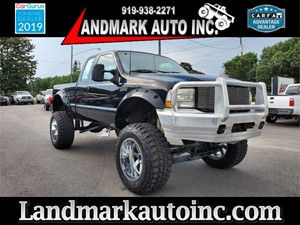 1999 FORD F250 SUPER DUTY LARIAT EXTENDED CAB SB 4WD Smithfield NC