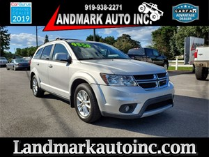 2013 DODGE JOURNEY SXT AWD Smithfield NC