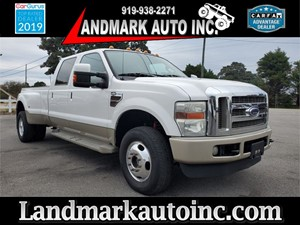 2010 FORD F350 SUPER DUTY Smithfield NC