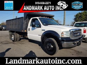 2005 FORD F450 SUPER DUTY Smithfield NC