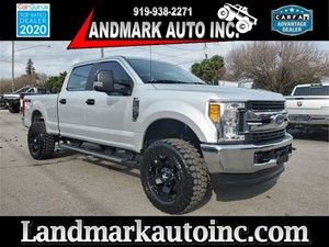 2017 FORD F250 SUPER DUTY CREW CAB SB SRW 4WD for sale by dealer