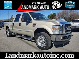 2009 FORD F250 SUPER DUTY Smithfield NC