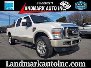 2010 FORD F250 SUPER DUTY Smithfield NC