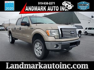 2011 FORD F150 XLT SUPERCREW SB SRW 4WD for sale by dealer