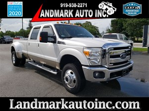 2012 FORD F350 SUPER DUTY Smithfield NC