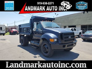 2007 FORD F750 SUPER DUTY Smithfield NC