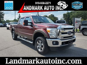 2015 FORD F250 SUPER DUTY Smithfield NC