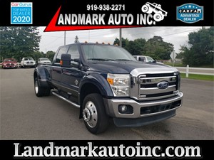 2016 FORD F450 SUPER DUTY Smithfield NC